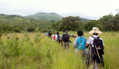 Chyulu Hill Trekking Excursion