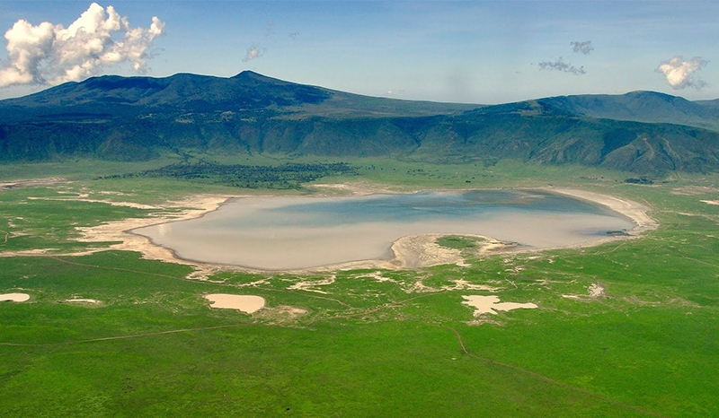 2 Days/ 1 Night Ngorongoro Conservation Area Safari